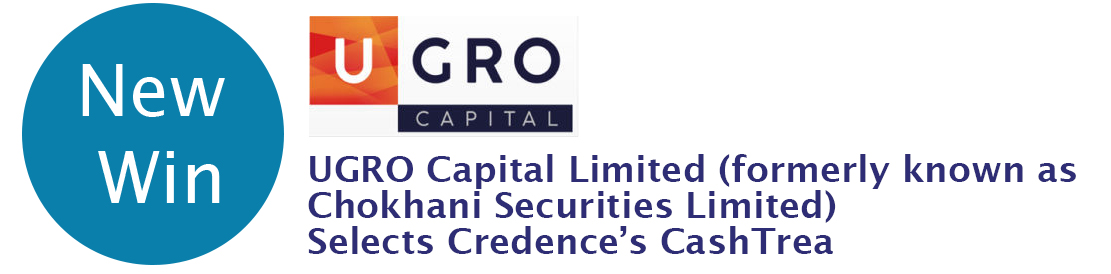 UGRO Capital Selects CashTrea for Corporate Treasury Management